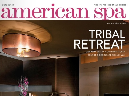 American Spa Cover October 2011